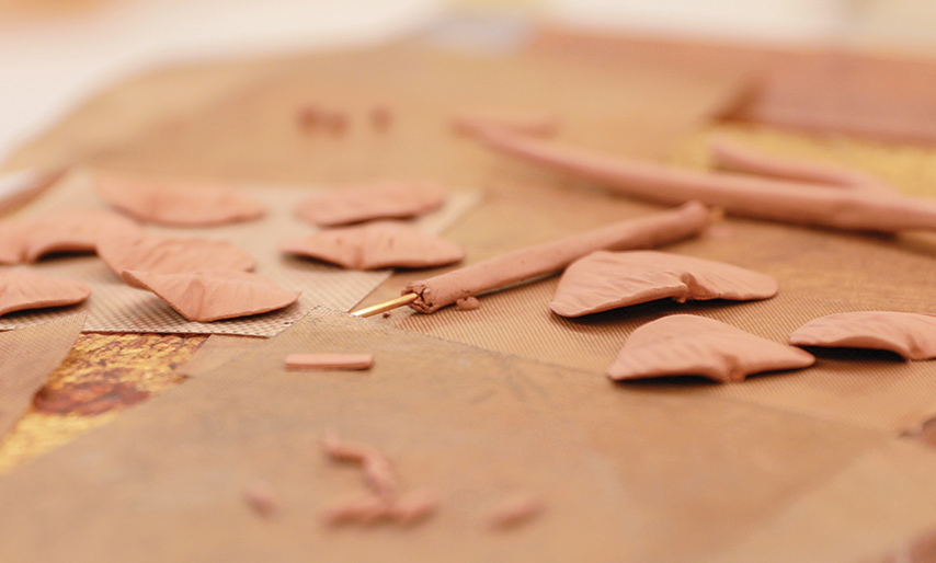 Media Type Images-Metal Clay